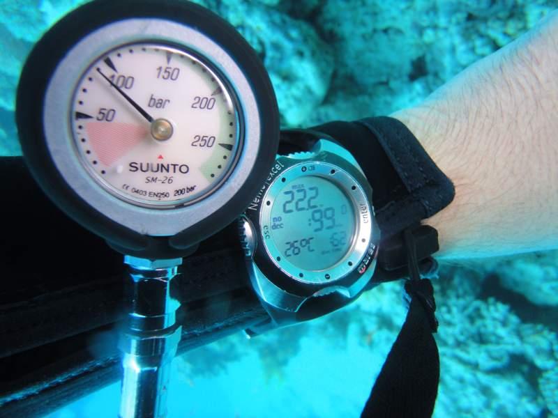 Zużycie powietrza podczas nurkowania 1szkoła nurkowania kraków