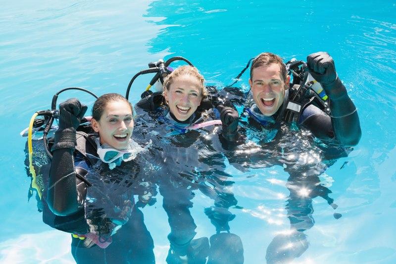 Jak wygląda kurs nurkowania OWD (Open Water Diver)? 7szkoła nurkowania kraków