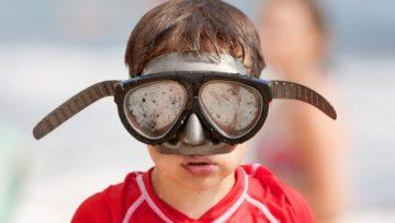 Dlaczego maska nurkowa paruje