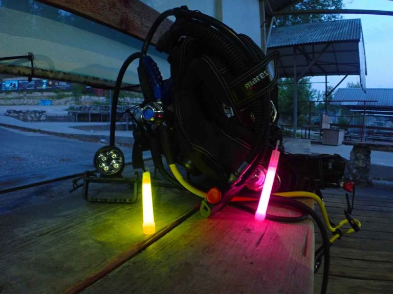 Nurkowanie nocne – odkrywamy nowy świat 2szkoła nurkowania kraków