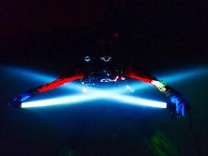 Nurkowanie nocne – odkrywamy nowy świat 10szkoła nurkowania kraków