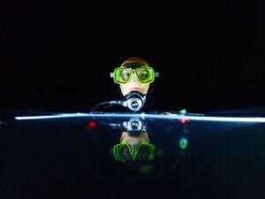Nurkowanie nocne – odkrywamy nowy świat 4szkoła nurkowania kraków