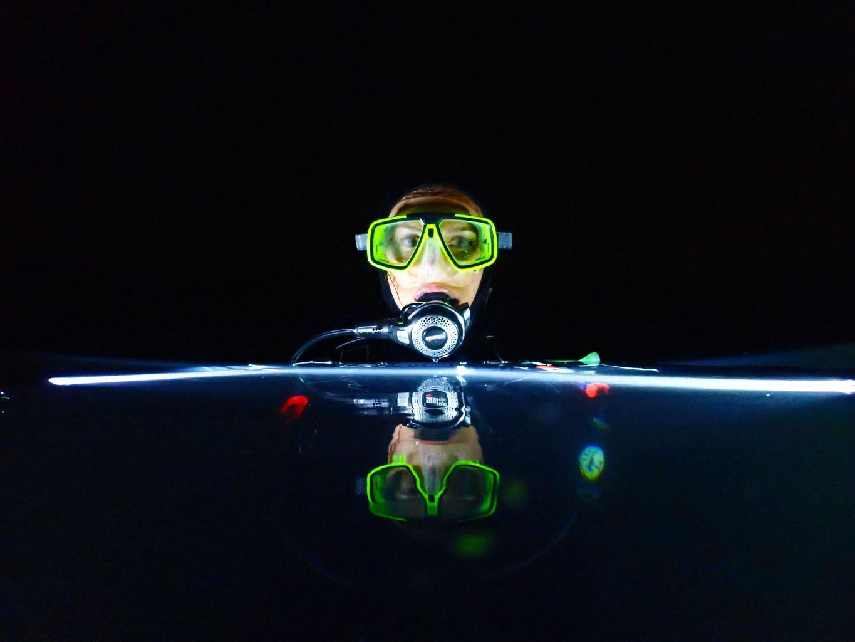 Nurkowanie nocne – odkrywamy nowy świat 1szkoła nurkowania kraków