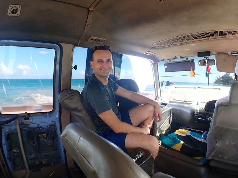 Zwiedzanie Nassau 2szkoła nurkowania kraków