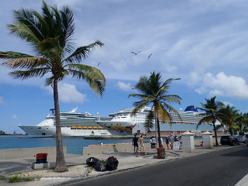 Zwiedzanie Nassau 3szkoła nurkowania kraków
