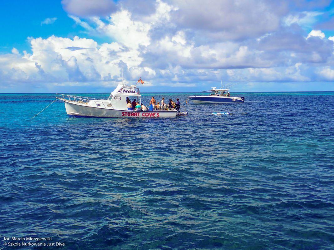 Bahamy - relacja z podróży i nurkowania 3szkoła nurkowania kraków