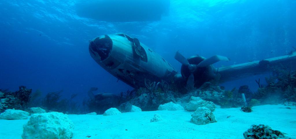 Miejsca w których zanurkowaliśmy na Bahamach 9szkoła nurkowania kraków