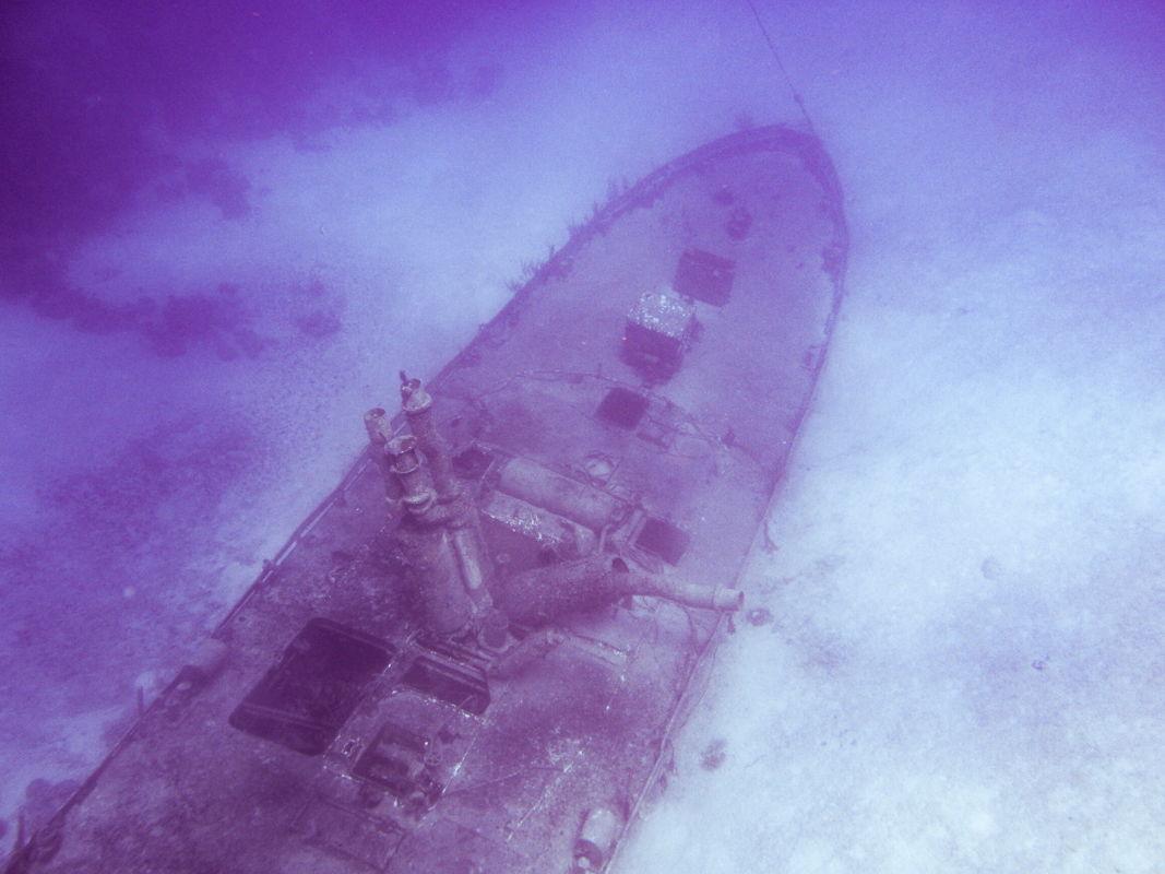 Miejsca w których zanurkowaliśmy na Bahamach 3szkoła nurkowania kraków