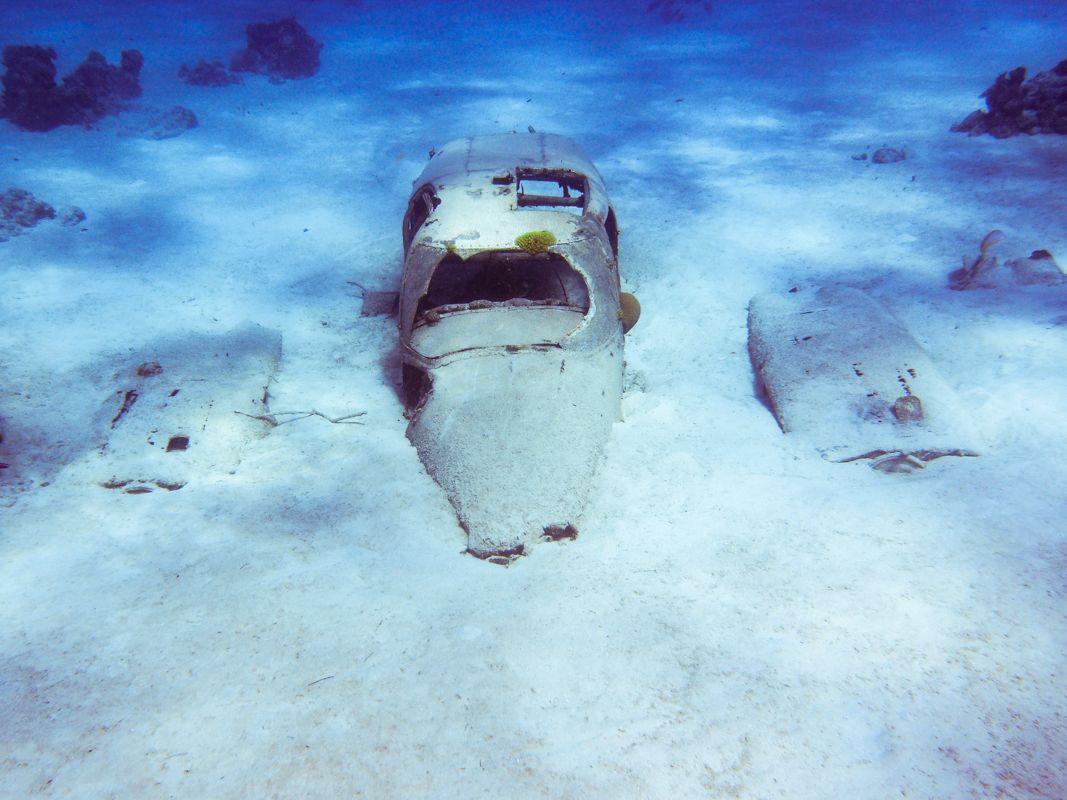 Miejsca w których zanurkowaliśmy na Bahamach 6szkoła nurkowania kraków