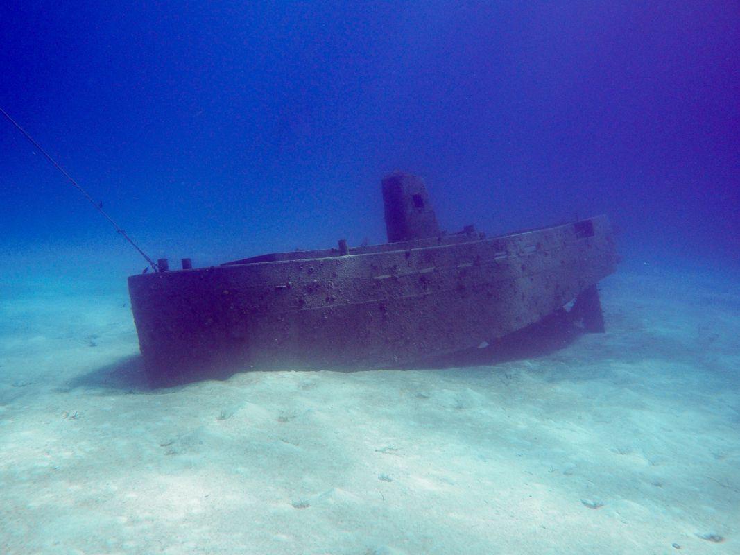Miejsca w których zanurkowaliśmy na Bahamach 10szkoła nurkowania kraków
