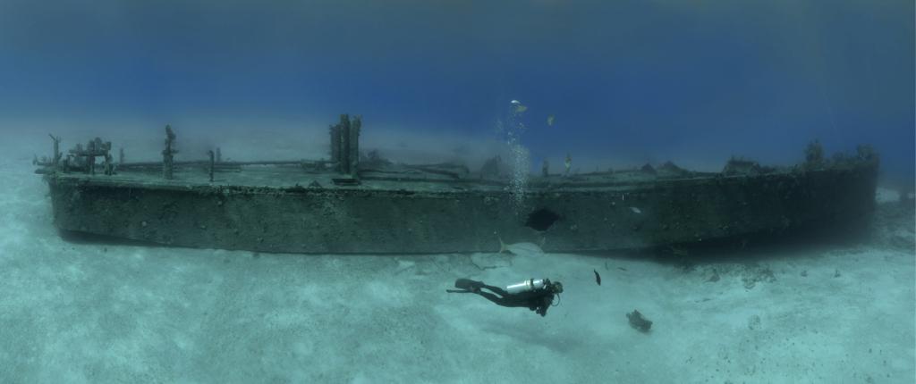 Miejsca w których zanurkowaliśmy na Bahamach 4szkoła nurkowania kraków