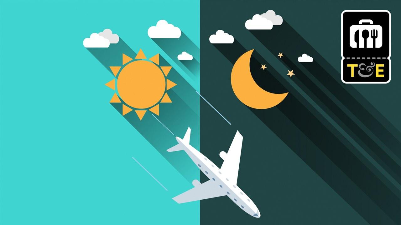 Jet lag – podróż między strefami czasowymi 9szkoła nurkowania kraków