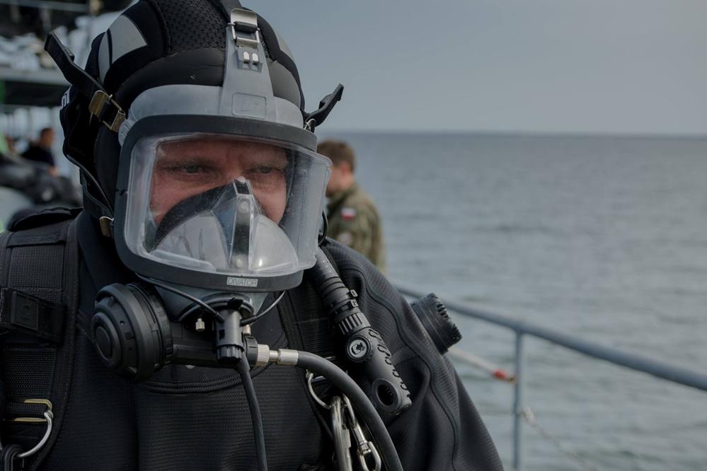 Kurs nurkowania dla kandydatów do służb mundurowych 2szkoła nurkowania kraków