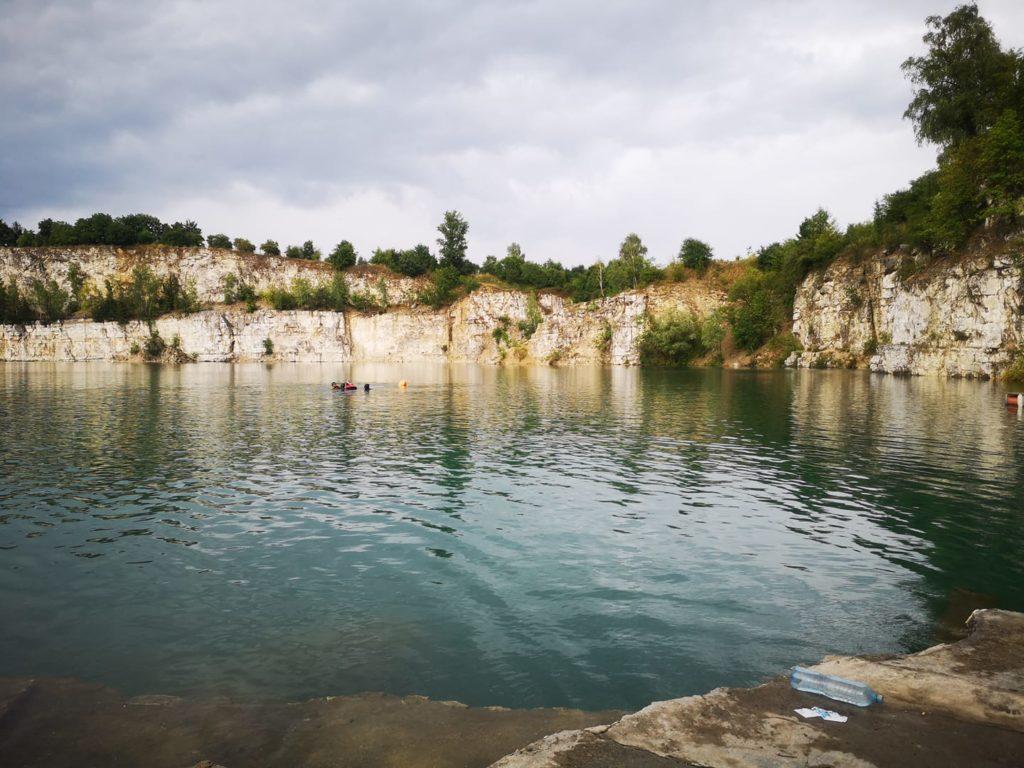Nurkowanie Zakrzówek, kurs nurkowania na Zakrzówku, Zakrzówek