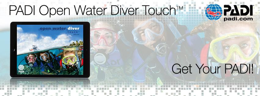 Kurs nurkowania online PADI Open Water Diver 3szkoła nurkowania kraków
