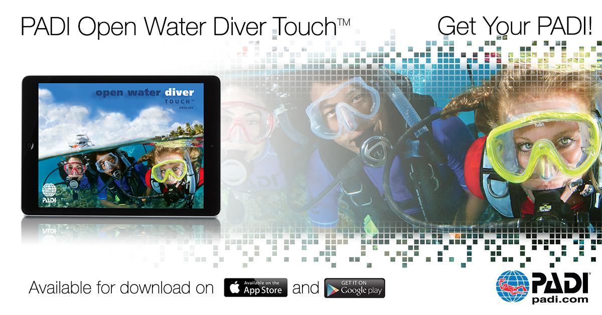 Kurs nurkowania online PADI Open Water Diver 1szkoła nurkowania kraków