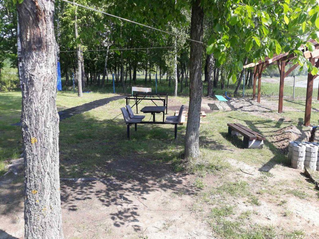 Jezioro Tarnobrzeskie - Baza Nurkowa Machów 3szkoła nurkowania kraków