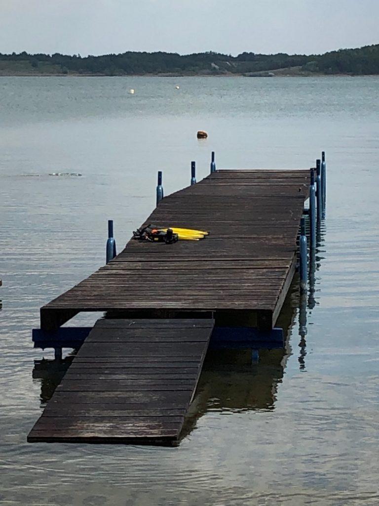Jezioro Tarnobrzeskie - Baza Nurkowa Machów 8szkoła nurkowania kraków