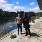 Jaworzno - Koparki 66szkoła nurkowania kraków