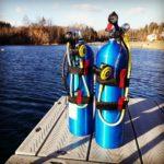 Jaworzno - Koparki 61szkoła nurkowania kraków