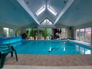nurkowanie a covid, prywatny basen na kurs nurkowania