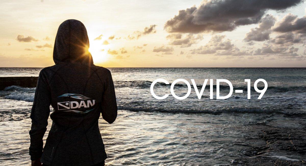 Nurkowanie a COVID-19. Ważna informacja dla klientów. 4szkoła nurkowania kraków
