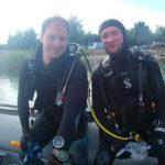 Jezioro Tarnobrzeskie 11szkoła nurkowania kraków
