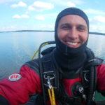 Jezioro Tarnobrzeskie 12szkoła nurkowania kraków