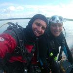 Jezioro Tarnobrzeskie 13szkoła nurkowania kraków