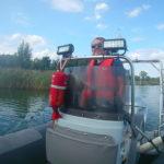 Jezioro Tarnobrzeskie 14szkoła nurkowania kraków