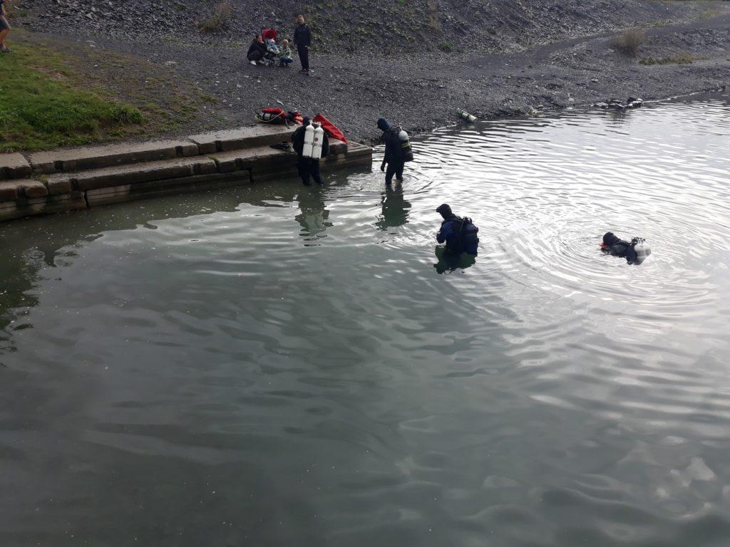 svobodne hermanice zejście do wody