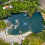 Projekt Kamieniołom 1szkoła nurkowania kraków