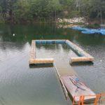 projekt kamieniołom sztuczny basen