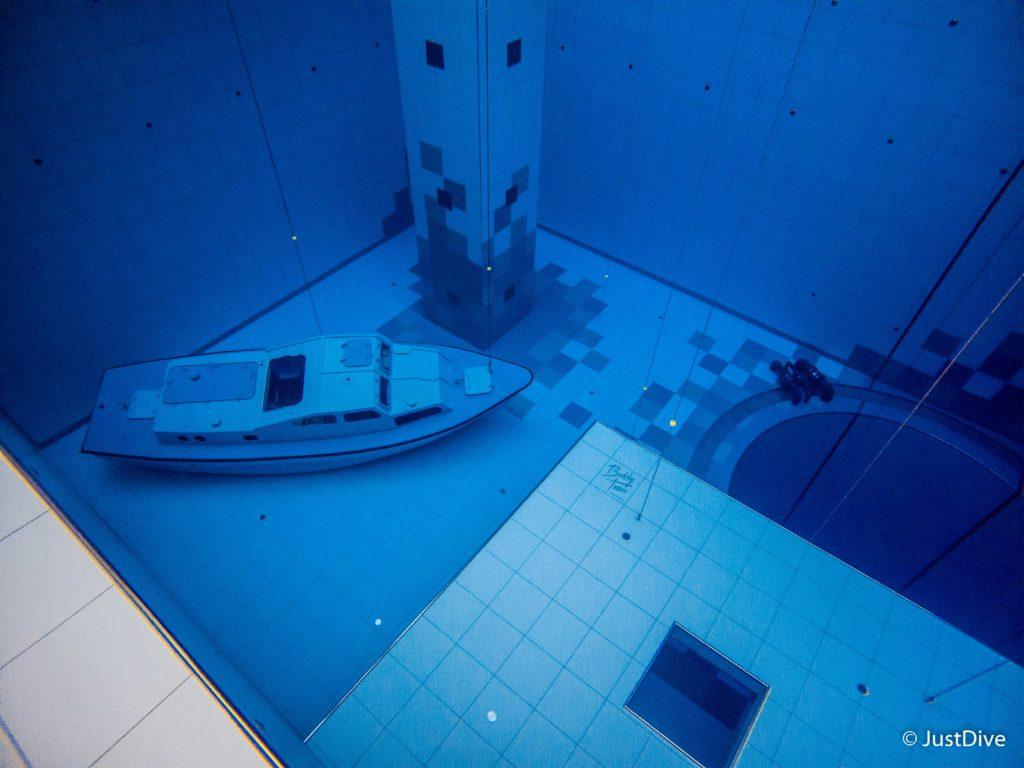 Deepspot nurkowanie w najgłębszym basenie świata 3szkoła nurkowania kraków