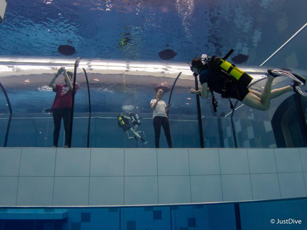 Deepspot nurkowanie w najgłębszym basenie świata 2szkoła nurkowania kraków