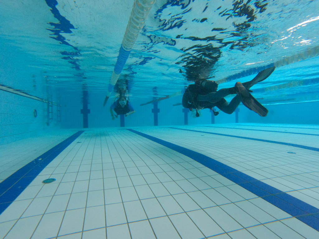 Kurs nurkowania OWD w Deepspot cz. 1 2szkoła nurkowania kraków