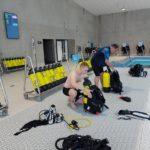 Kurs nurkowania OWD w Deepspot cz.2 12szkoła nurkowania kraków